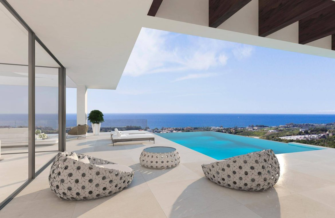 The view villas